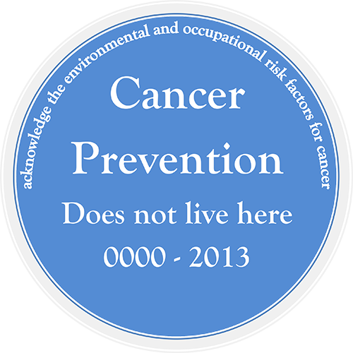 Event: Cancer Prevention – A Toxic Tour (29 June 2013)