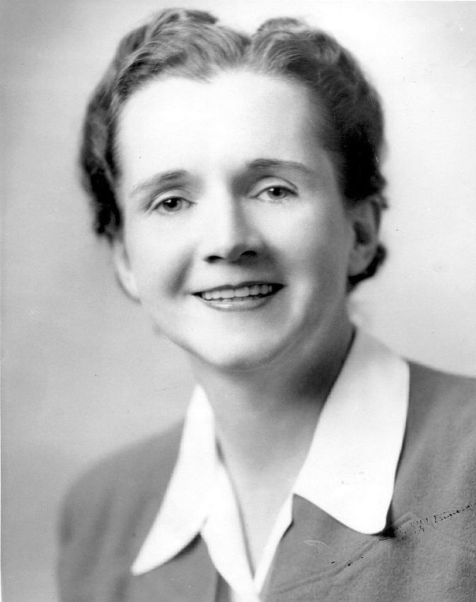 Rachel Carson – in print, in film and why her legacy is of such scale
