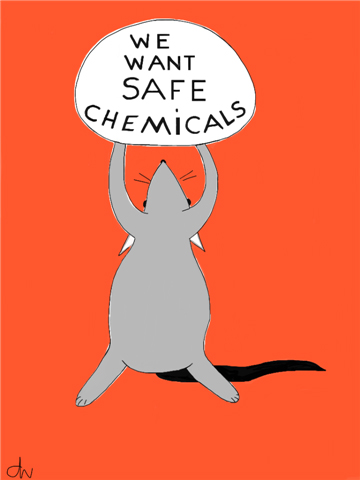 we want safe chems
