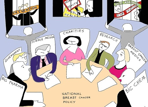 Why we need to keep REACH and progressive EU regs for breast cancer prevention